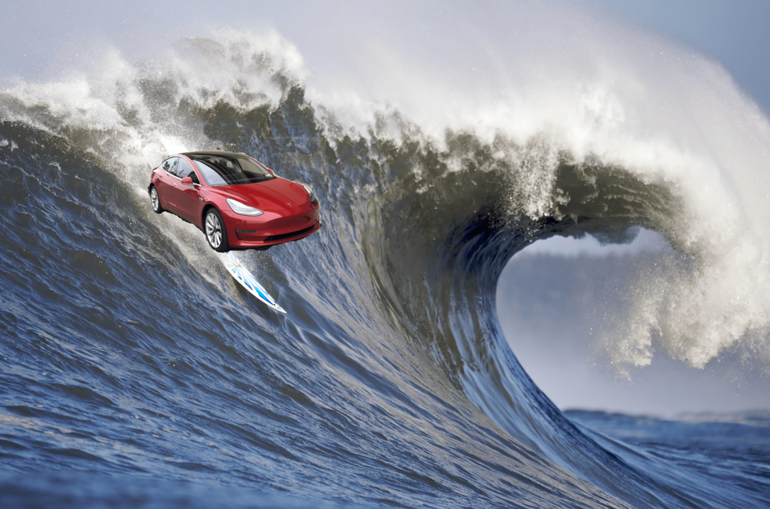 How Tesla Could Drown in the Second Wave of Electric Vehicle